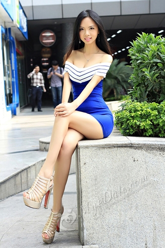 Vivi - Chinese Lady Profile | Meet Single Asian Women | Find love ...